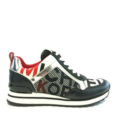 Obuv Michael Kors tenisky Maddy Trainer Graphic Print