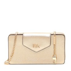 Kabelka Michael Kors Metallic Crossbody Clutch