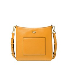 Kabelka Michael Kors Gloria Leather Messenger marigold