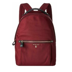 Batoh Michael Kors Kelsey Large Backpack plum