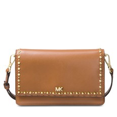 Kabelka Michael Kors Phone Studded Crossbody acorn