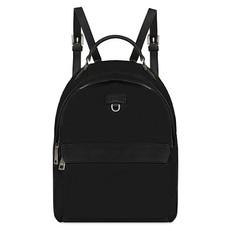 Kožená kabelka batoh Furla Favola Backpack S onyx