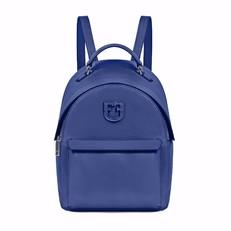 Kožená kabelka batoh Furla Favola Backpack S pervinca