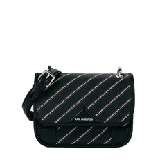 Kabelka Karl Lagerfeld K/Stripe Logo Handbag