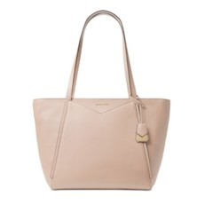 Kabelka Michael Kors Whitney Large Leather Tote soft pink