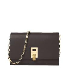 Kabelka Michael Kors Collection Miranda Medium Leather Clutch