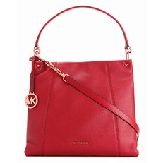 Kabelka Michael Kors Lex Shoulder bright red
