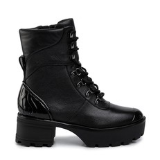 Obuv Michael Kors Khloe Leather Combat Boot