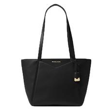 Kabelka Michael Kors Whitney Small Pebbled Leather černá