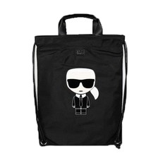 Kabelka batoh Karl Lagerfeld K/Ikonik Nylon Backpack