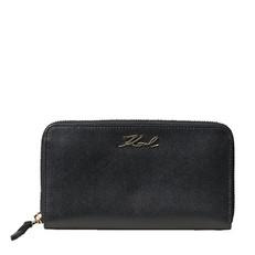 Peněženka Karl Lagerfeld K/Signature Zip Wallet