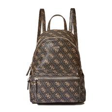 Kabelka batoh Guess Leeza Small Backpack Logo