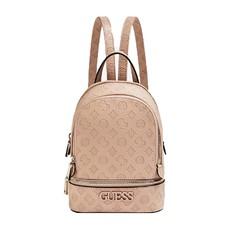 Kabelka batoh Guess Skye Logo Print Backpack
