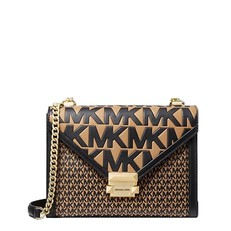 Kabelka Michael Kors Whitney Signature Leather Convertible Shoulder