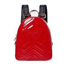 Kabelka batoh Guess Zana Patent Backpack
