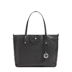 Kožená kabelka Guess Eve Leather Shopper