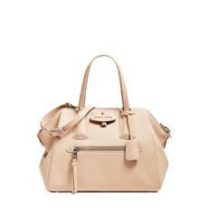 Kožená kabelka Guess Luxe Olivia