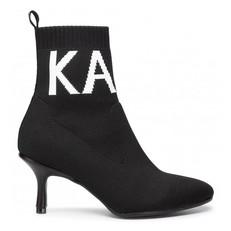 Obuv Karl Lagerfeld Pandora Knit Cuff Boot
