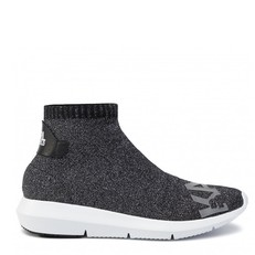 Obuv Karl Lagerfeld Vitesse Logo Knit Ankle Boot