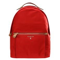 Batoh Michael Kors Kelsey Nylon Backpack bright red