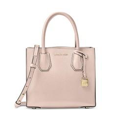 Kabelka Michael Kors Mercer Leather Crossbody soft pink