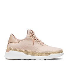 Obuv Michael Kors tenisky Finch Canvas Lace-Up Sneaker soft pink