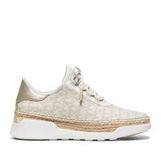 Obuv Michael Kors tenisky Finch Canvas Lace-Up Sneaker vanilla