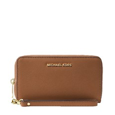 Peněženka Michael Kors Jet Set Travel Phone Case Leather luggage