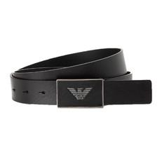 Pásek Emporio Armani černý