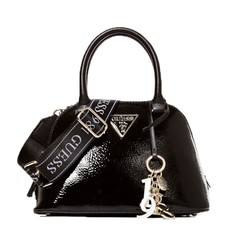Kabelka Guess Maddy Patent Satchel