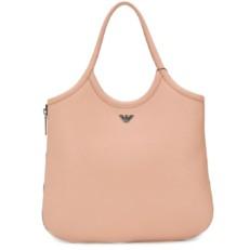 Kožená kabelka Emporio Armani