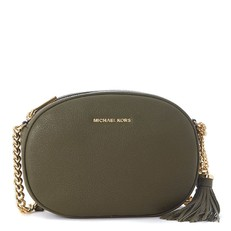 Kabelka Michael Kors Ginny Medium Crossbody olive