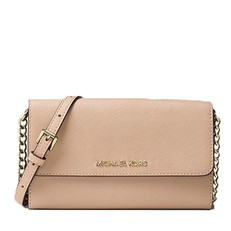 Kabelka Michael Kors Jet Set Travel Smartphone Crossbody oyster