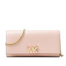 Kabelka Michael Kors Mott Chain Shoulder soft pink