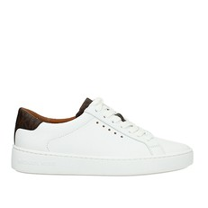 Obuv Michael Kors tenisky Irving Leather And Logo Sneaker