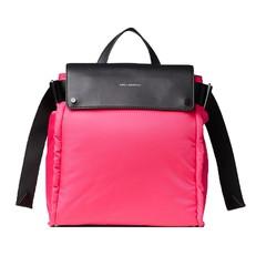 Kabelka batoh Karl Lagerfeld K/Ikon Nylon Backpack