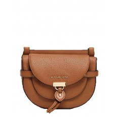 Kabelka ledvinka Michael Kors Mara Small Saddle Belt