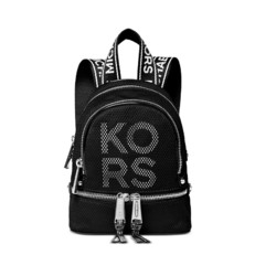 Kabelka batoh Michael Kors Rhea Extra Small Mesh Backpack
