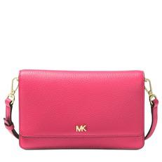 Kabelka Michael Kors Pebbled Leather Convertible Crossbody rose pink