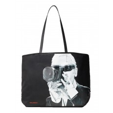 Kabelka Karl Lagerfeld Karl Legend Photographer Tote
