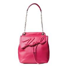 Kabelka batoh Karl Lagerfeld K/Signature Soft Backpack