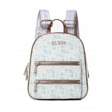 Kabelka batoh Guess Caley Denim Backpack