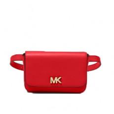 Kabelka ledvinka Michael Kors Mott Leather Belt