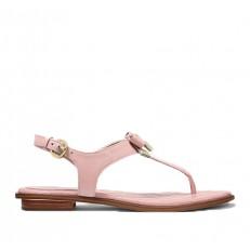 Kožené sandálky Michael Kors Alice Sandal rose