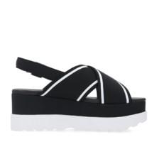 Kožené sandálky Michael Kors Becker