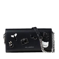 Kabelka Karl Lagerfeld K/Studio Tweed Wallet On Chain