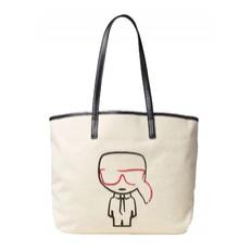 Kabelka Karl Lagerfeld K/Ikonik Canvas Shopper