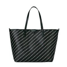Kabelka Karl Lagerfeld K/Stripe Logo Shopper