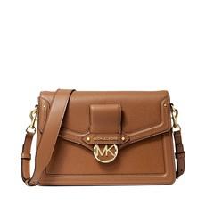 Kabelka Michael Kors Jessie Large Pebbled Leather Shoulder luggage