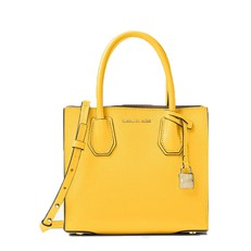 Kabelka Michael Kors Mercer Leather Crossbody marigold